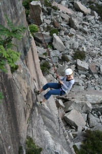 Mrs. Turkadactyl Swooping to the Ground