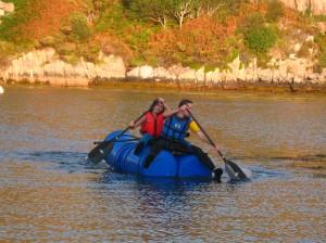 Our fine vessel Noah's Arrrrrrk made it back in one piece.