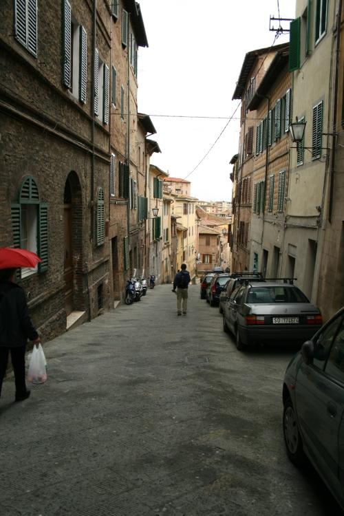 Street of Sienna