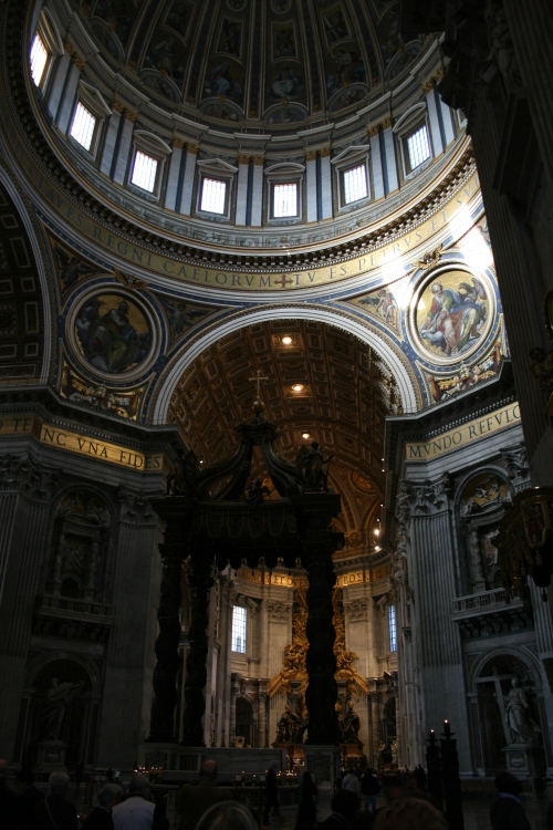 Tomb of St. Peter.