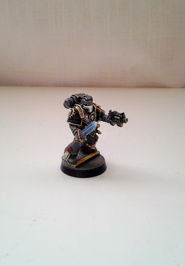 Space Marines Carcharodons- Honour Guard (3/6)