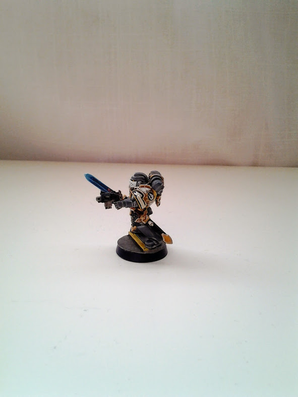 Space Marines Carcharodons- Honour Guard (6/6)