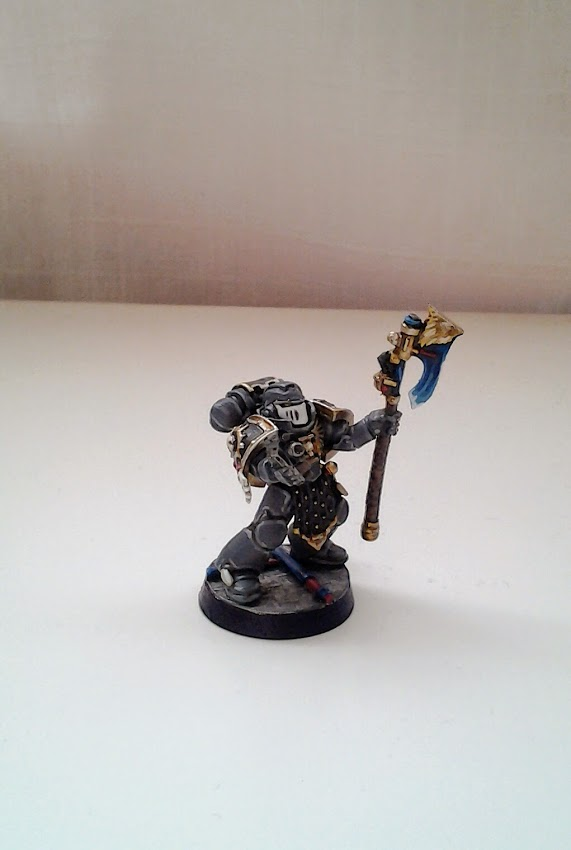 Space Marines Carcharodons- Honour Guard (5/6)