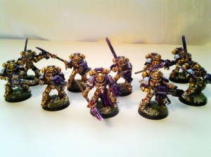 Strike Squad A 001