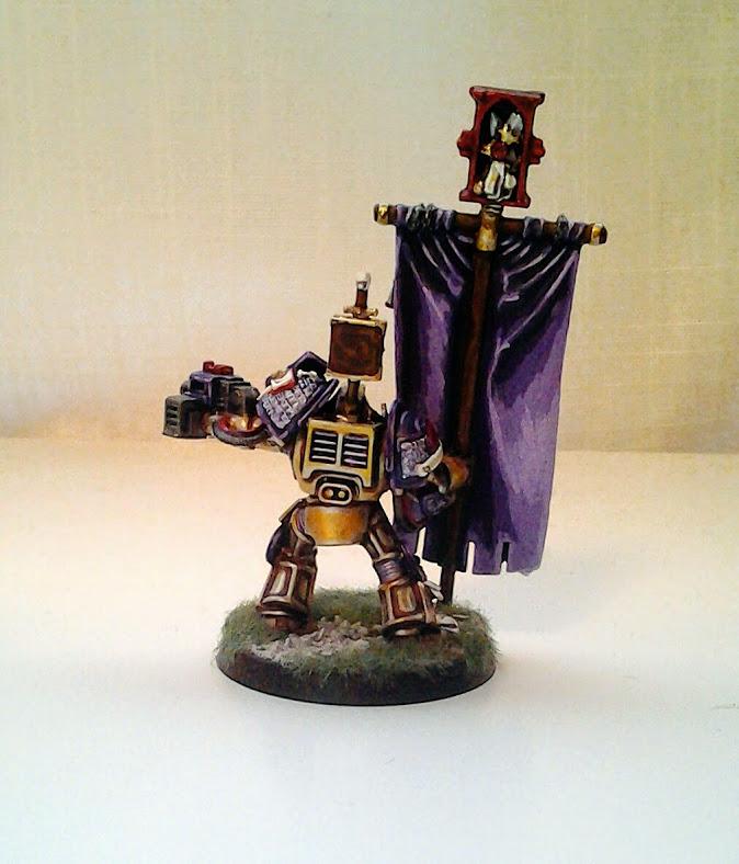Grey Knights - Nemesis Banner (4/5)