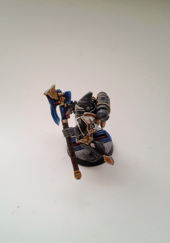 Space Marines Carcharodons- Chapter Champion (2/3)