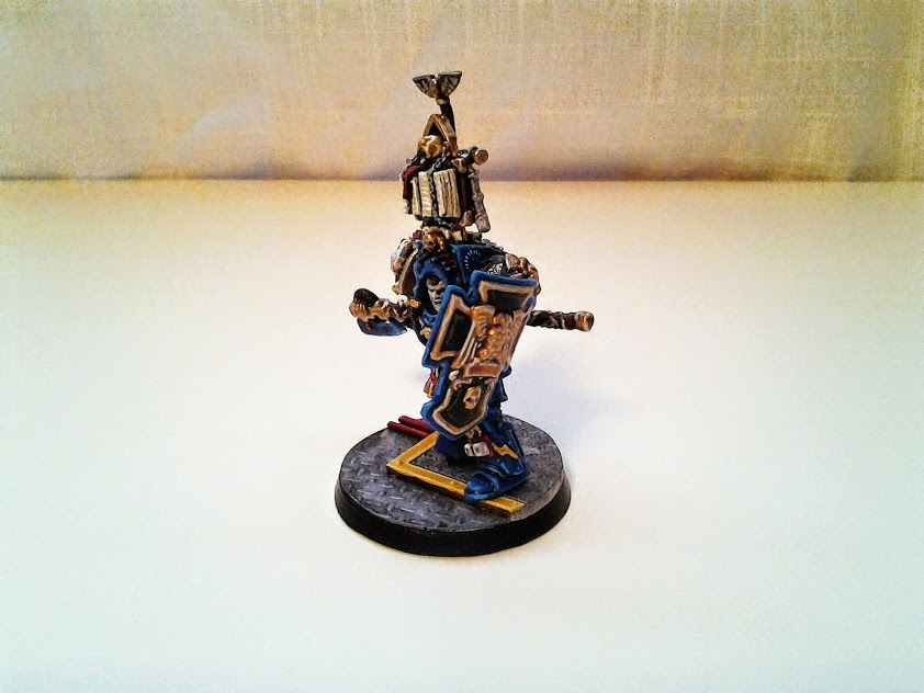 Space Marines Carcharodons- Librarian (3/6)