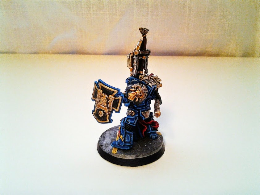 Space Marines Carcharodons- Librarian (4/6)