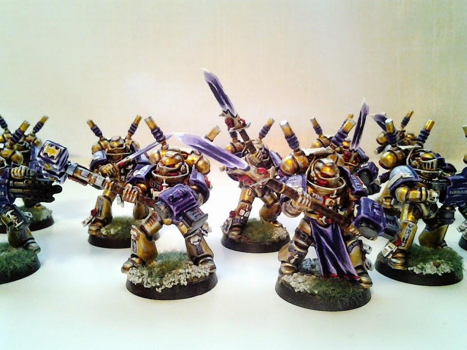 Grey Knights - Interceptors (3/3)