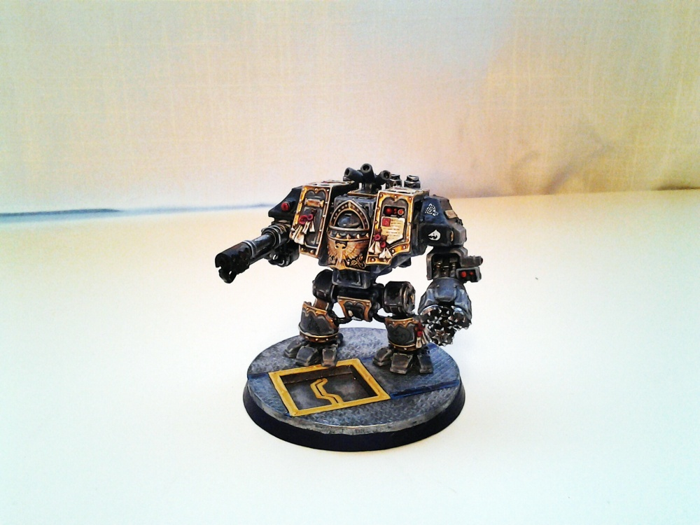 DreadTober- Carcharodons Siege Dreadnought (1/5)