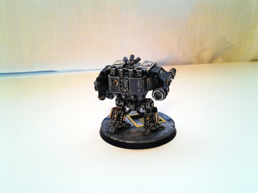 DreadTober- Carcharodons Siege Dreadnought (3/5)