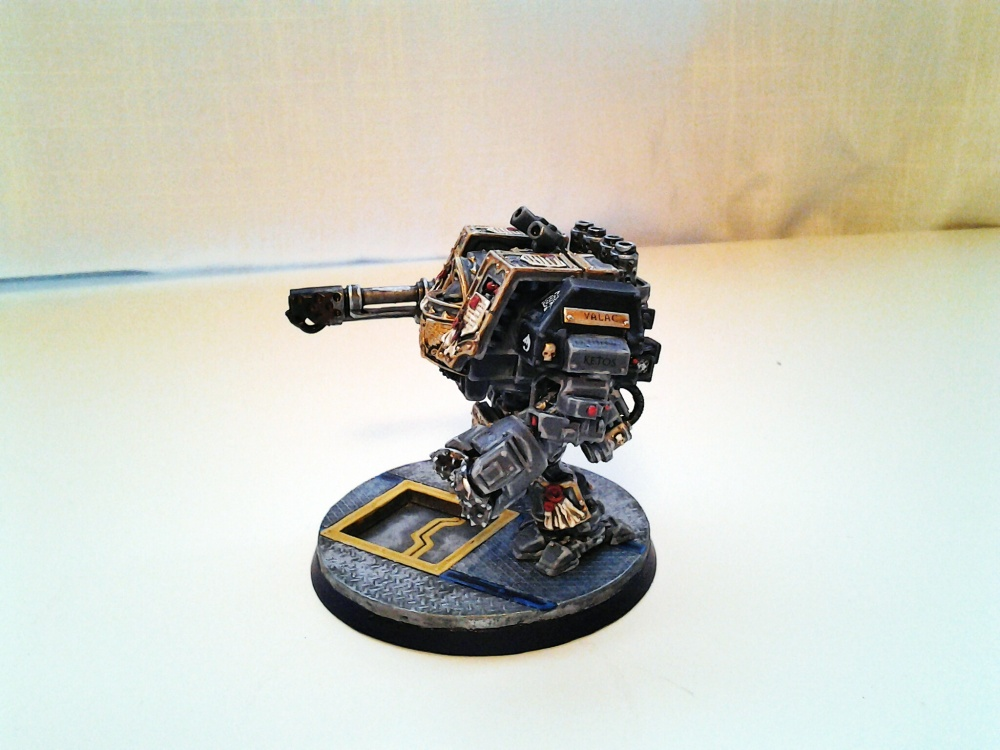 DreadTober- Carcharodons Siege Dreadnought (4/5)