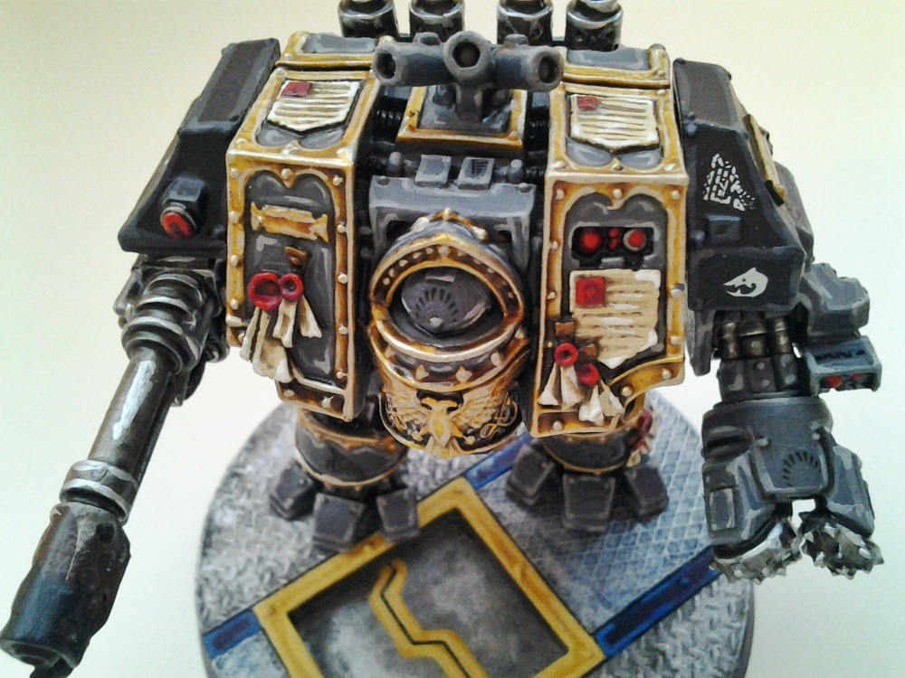 DreadTober- Carcharodons Siege Dreadnought (5/5)
