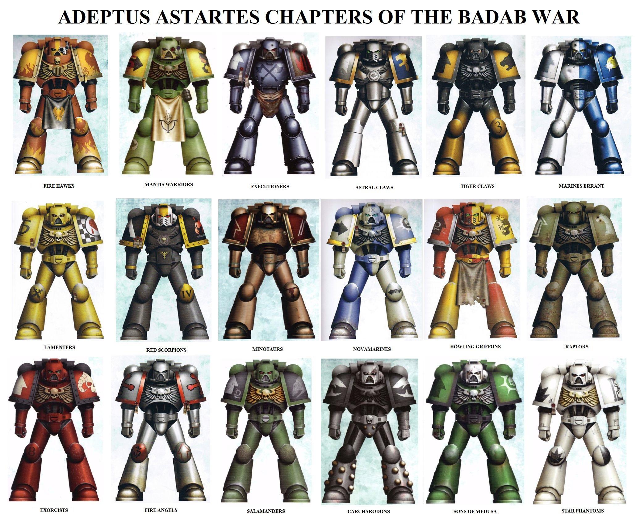 Badab War Pdf