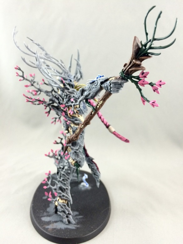 Sylvaneth- Treelord Ancient WIP | The Roost of Turkadactyl