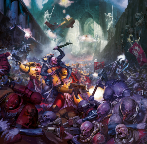 space_marines_vs_genestealer_cultists