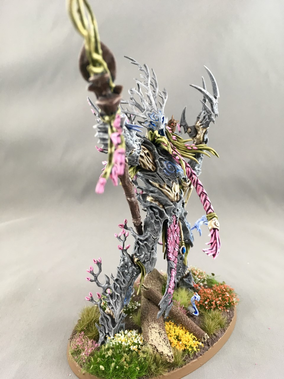 Sylvaneth- Treelord Ancient | The Roost of Turkadactyl