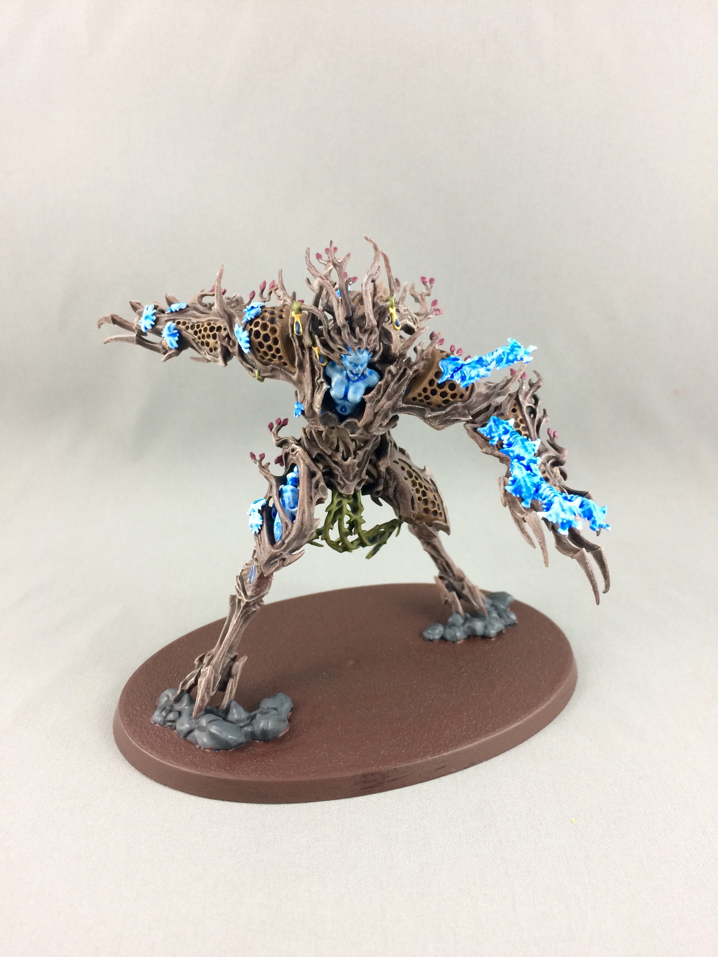 Sylvaneth- Drycha WIP Pt II | The Roost of Turkadactyl